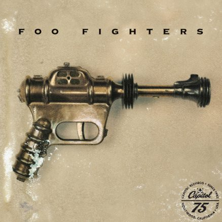 Foo Fighters Foo Fighters Album Cover With Logo - 530