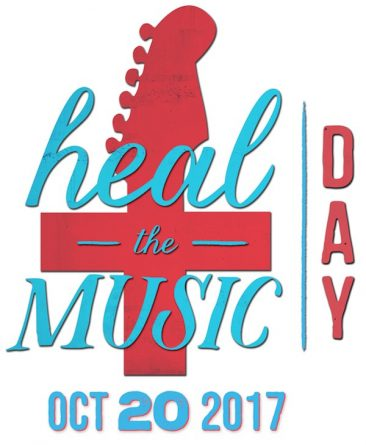 Nashville Unites For 'Heal The Music Day' In October