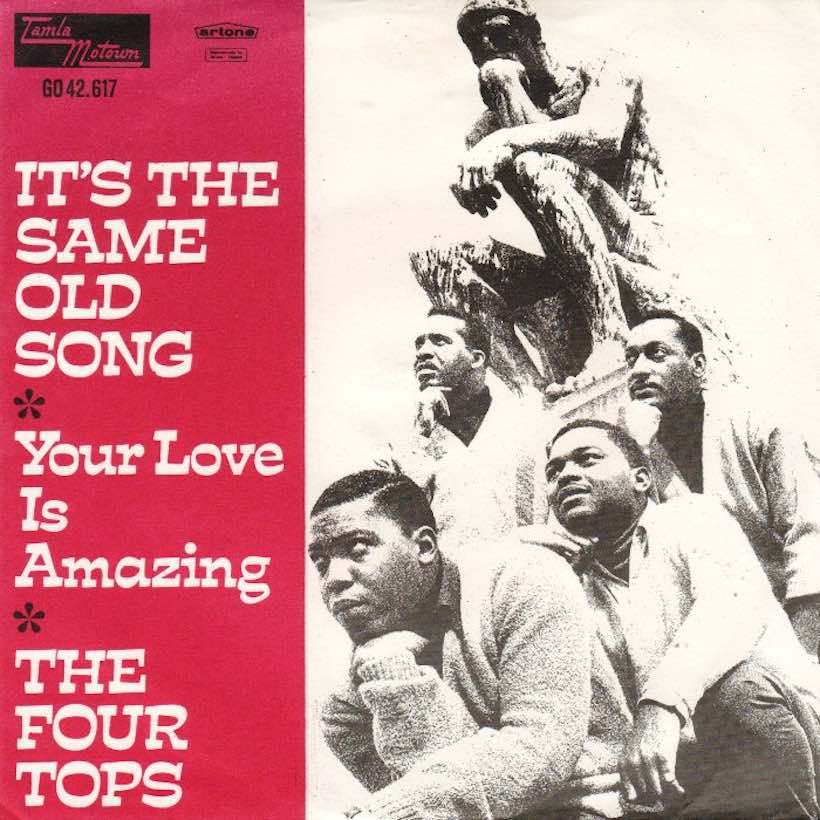 It's The Same Old Song Four Tops