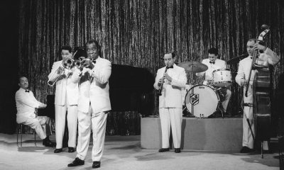 Louis Armstrong Live In 1959 - Susanne Schapowalow