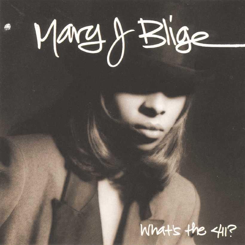 Mary J Blige What's The 411