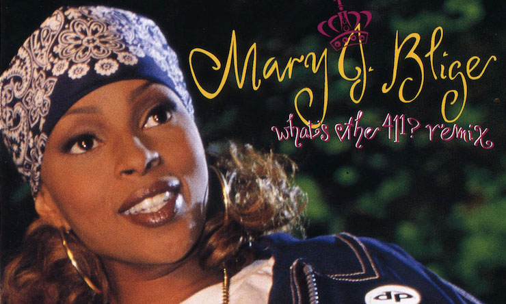 Mary J. Blige What's The 411 Remix