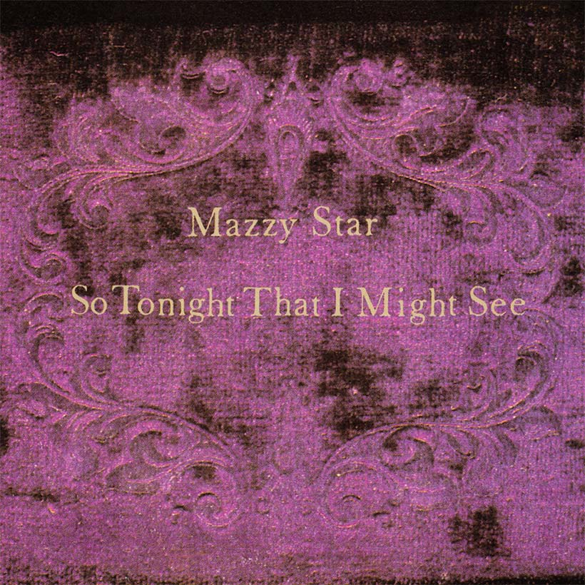 Mazzy Star So Tonight That I Might See Album Cover web optimised 820