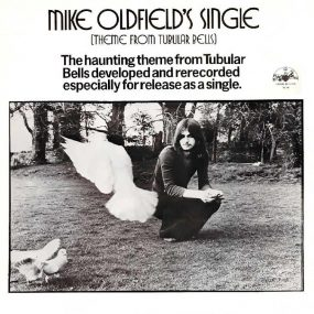 Mike Oldfield's Single ad