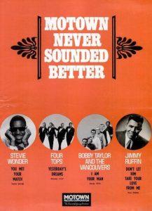 Motown ad