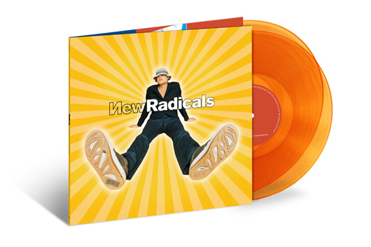 New Radicals First Ever Double Vinyl Release