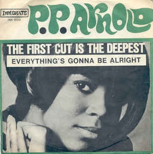 PP Arnold First Cut