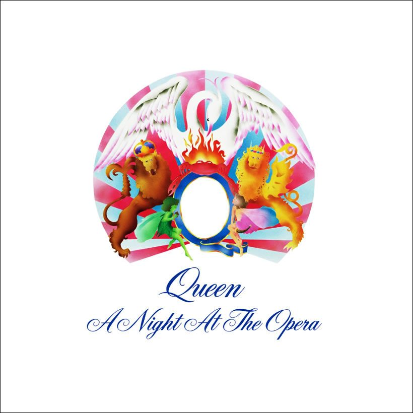Queen A Night At The Opera album cover with border web optimised 820