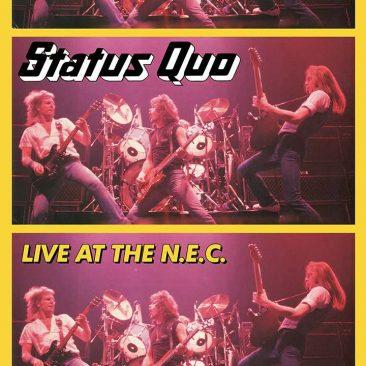 Famed 1982 Status Quo Show For CD, LP Revival