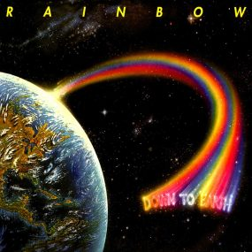 Rainbow Down To Earth Album Cover web optimised 820