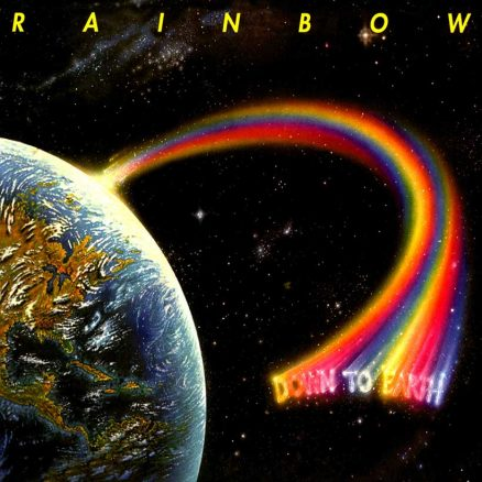 Rainbow Down To Earth Album Cover web optimised 820