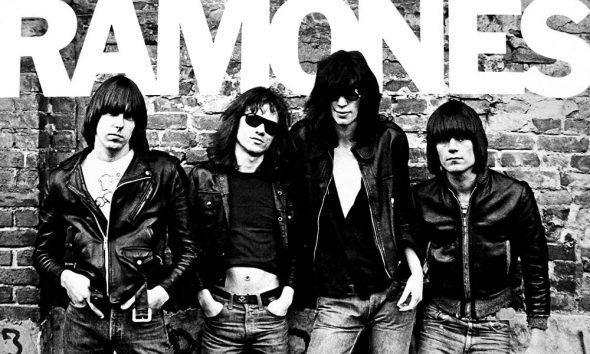 Ramones Debut Album Cover Web optimised cropped 1000