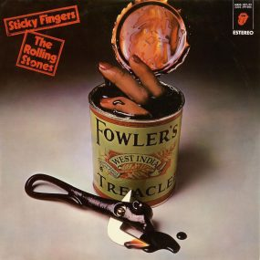 Rolling Stones Sticky Fingers Spanish Cover