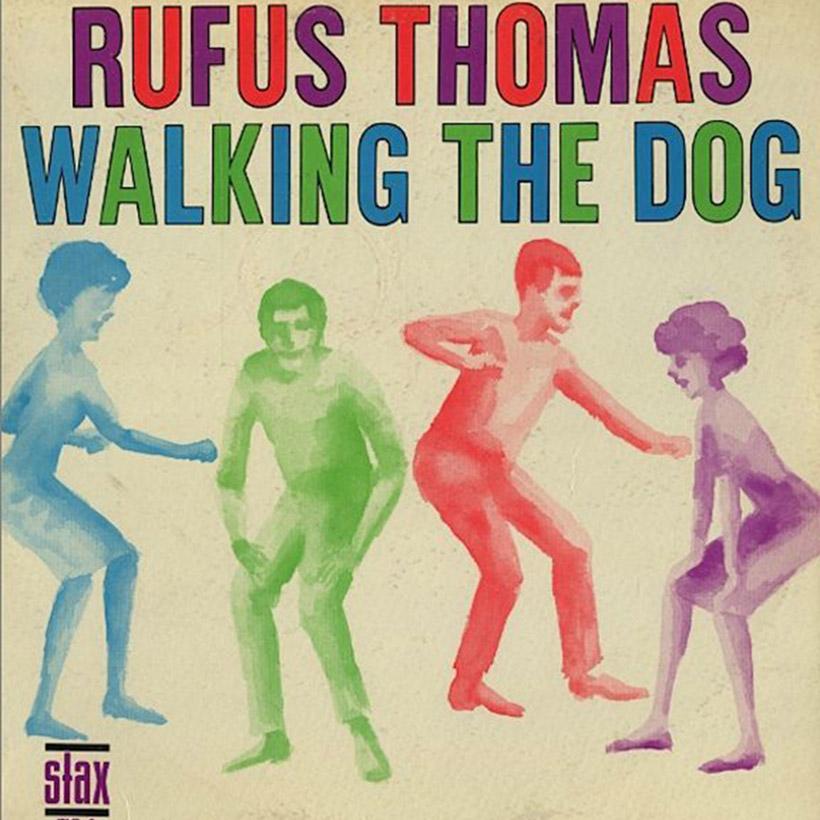 Rufus Thomas Walking The Dog Album Cover web optimised 820