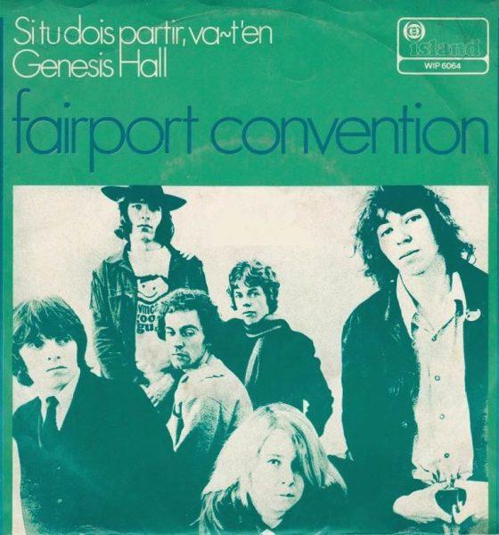 Si Tu Dois Partir Fairport Convention