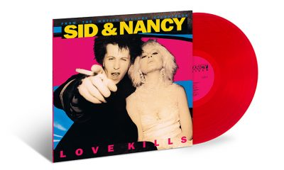 Sid & Nancy soundtrack packshot