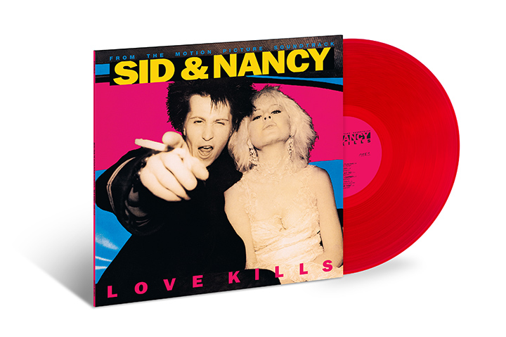 Acclaimed 80s Punk Movie Soundtrack 'Sid & Nancy' Receives Vinyl Reissue