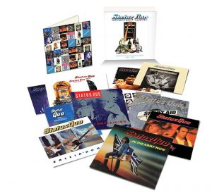Status Quo The Vinyl Singles Collection Vol 3 3D Product Shot