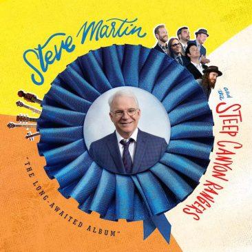 Steve Martin Makes 'Long-Awaited' Bluegrass Return
