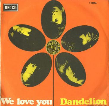 Lennon & McCartney Add Vocal Support To Rolling Stones' 'We Love You'