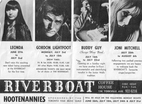 Canada Summer Of Love, The Riverboat
