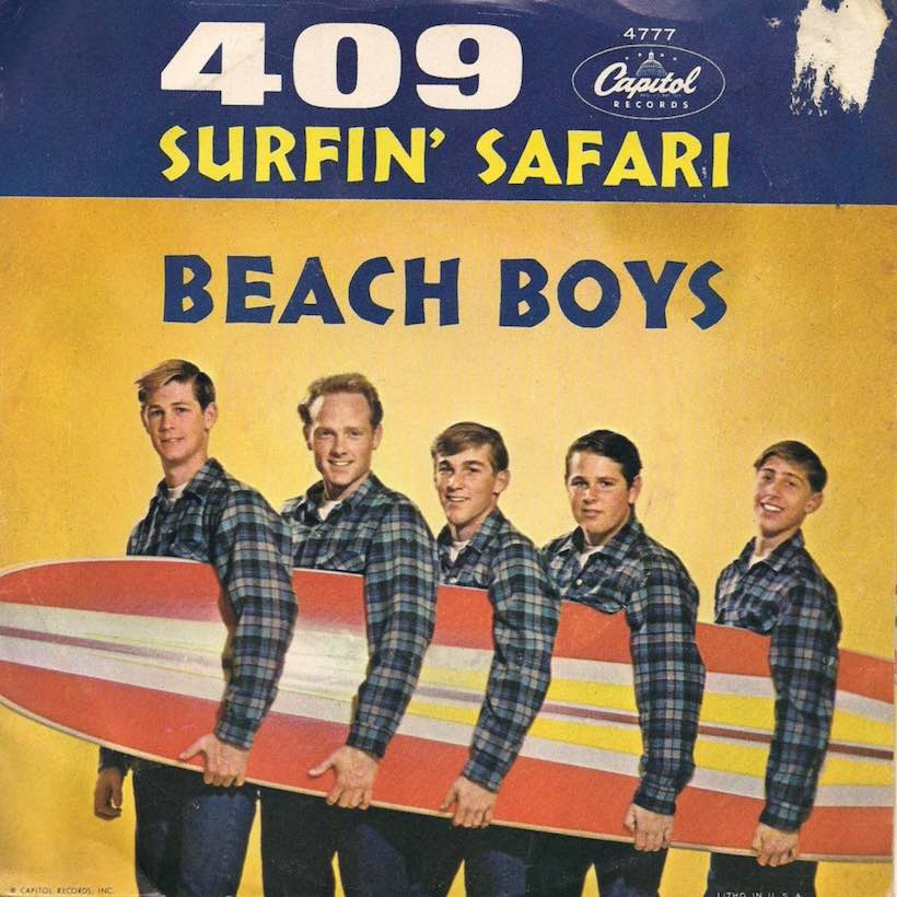 Surfin Safari Beach Boys