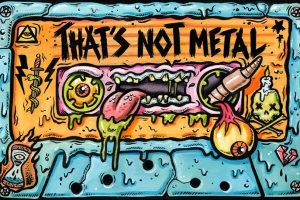 That's Not Metal: Smashing Pumpkins, Feed The Rhino And Killswitch Engage on the UK's Biggest Metal Podcast