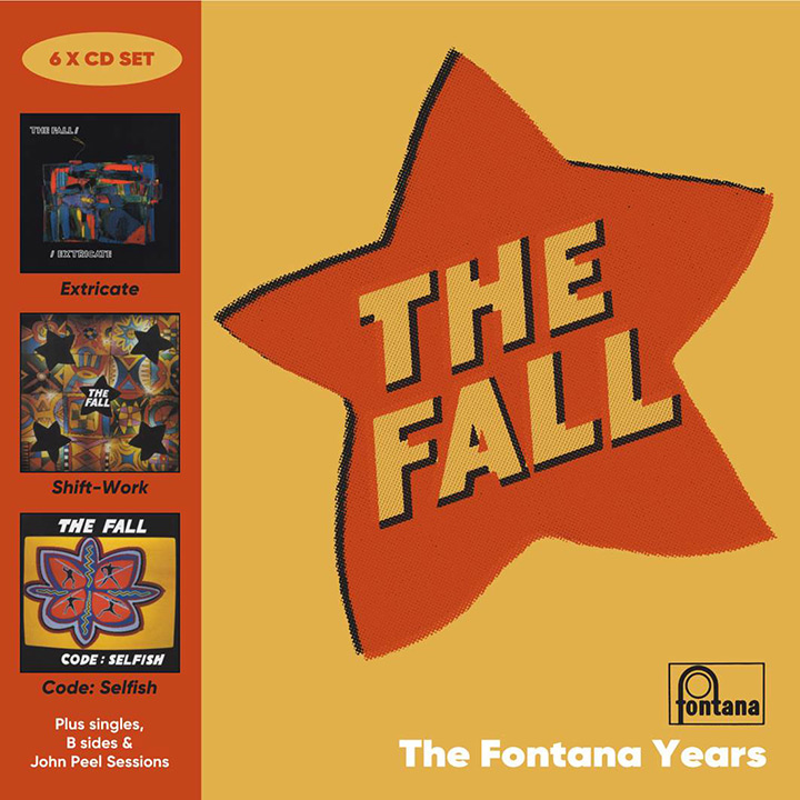 the fall the fontana years packshot