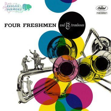 reDiscover 'Four Freshmen And 5 Trombones'