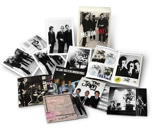 New Jam 1977 Box Set