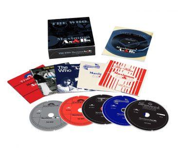 The Who: 'Maximum As & Bs' Box Set, Plus Coloured Townshend Vinyl, Set For Release
