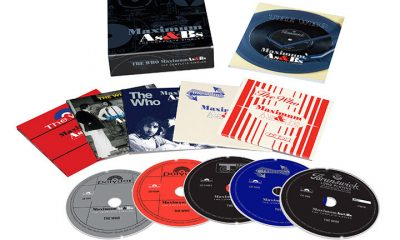 The Who Maximum As & Bs Box Set