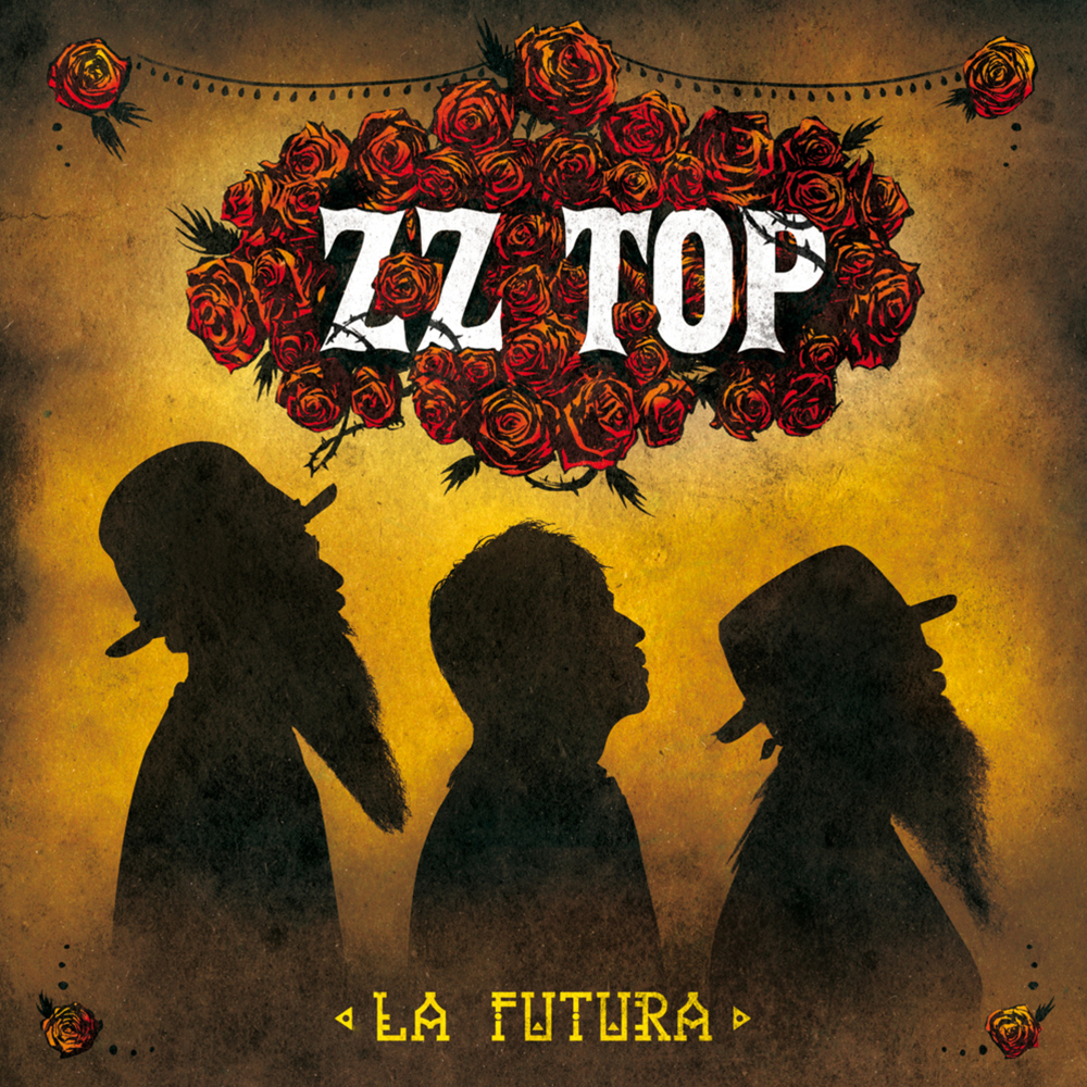 ZZ Top La Futura Album Cover