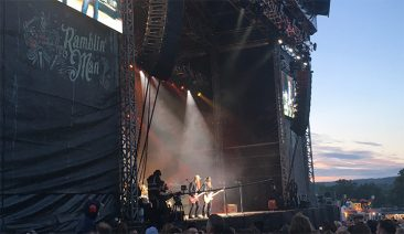 Ramblin' Man Festival, Day Three: ZZ Top, Devin Townsend, Monster Truck