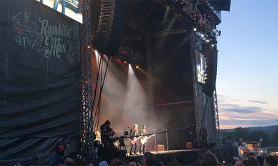 ZZ Top, Ramblin' Man Fair 2017, Day Three (30 July)
