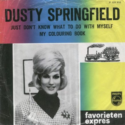 I Just Don't Know What To Do With Myself Dusty Springfield