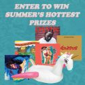 Follow Our 'Hot Summer' Playlist And Win A Bundle Of Summer Prizes