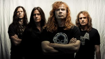 Megadeth Set To Begin Demoing Songs For Much Anticipated New Album