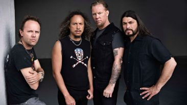 "Metallica Say New Apple Music Show Is ""Unlike Anything Fans Have Ever Heard"""