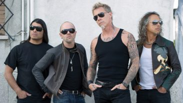 Metallica Leads US Mid-Year Rock Album Sales with 'Hardwired…To Self-Destruct'