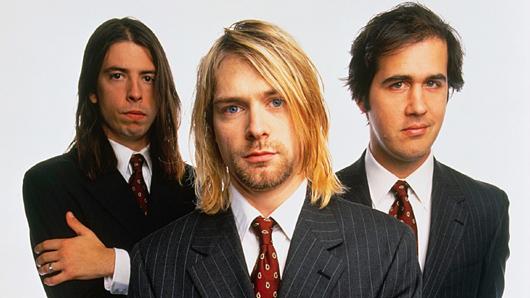 Nirvana Soundgarden Seattle Grunge Musical
