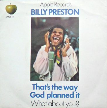 Eric Clapton, George Harrison, Keith Richards & Ginger Baker — All On One Billy Preston Hit