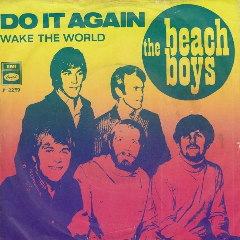 Beach Boys Do It Again Dutch sleeve