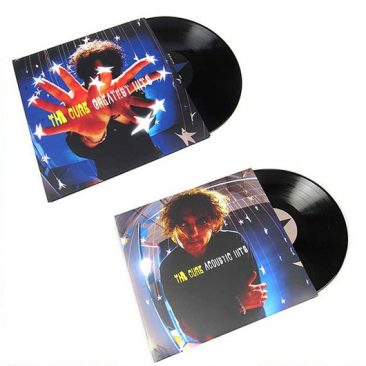 Win The Cure's 'Greatest Hits' and 'Acoustic Hits' On Vinyl