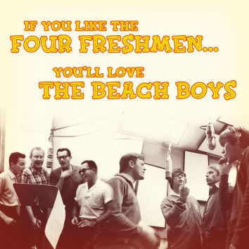 Four Freshmen and The Beach Boys