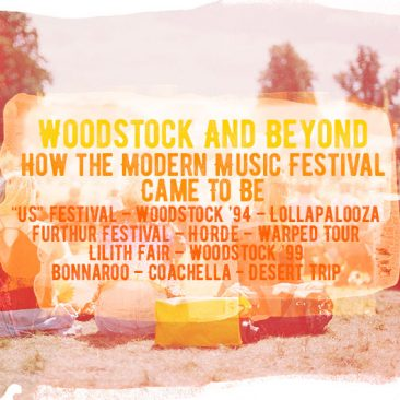 Woodstock And Beyond: How the Modern Music Festival Came To Be