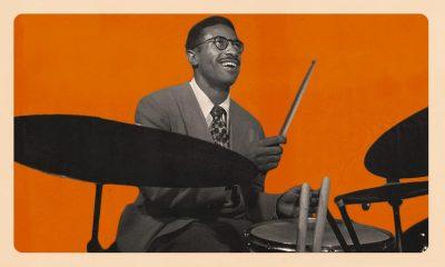 Greatest Jazz Drummers artwork 1000 web optimised