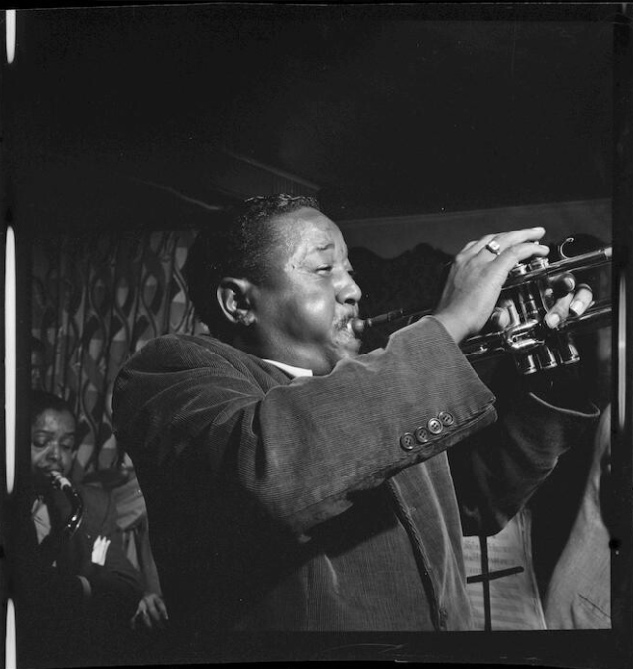Roy Eldridge, William Gottlieb