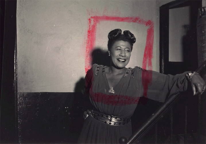 Ella Fitzgerald, William Gottlieb