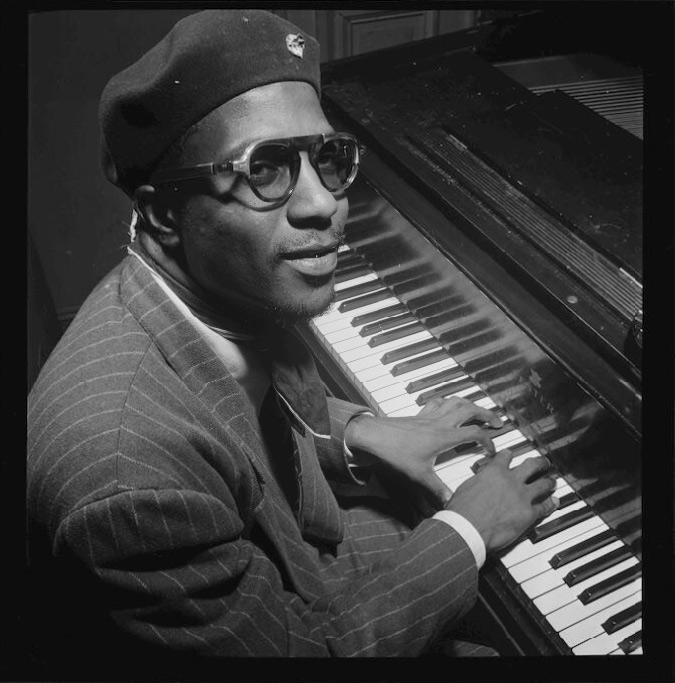 Thelonious Monk, William Gottlieb